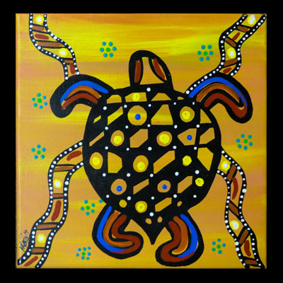 Turtle - Yellow