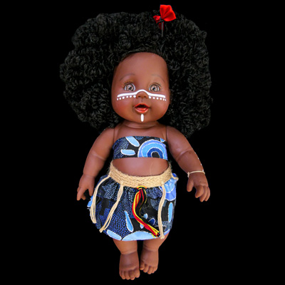 """Maya"" Bijung Jimbelung Doll (Little Friend)"