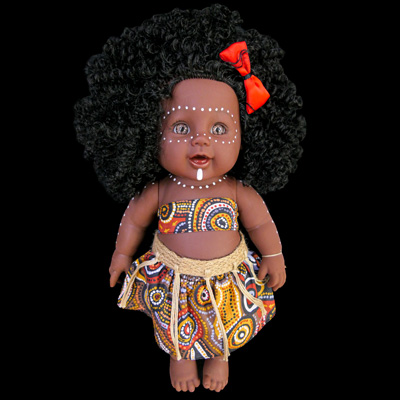 """Medika"" Bijung Jimbelung Doll (Little Friend)"